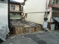 大阪市鶴見区横堤1丁目基礎配筋検査 - 太陽住宅ブログ