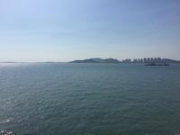 韓国旅行 2017.5仁川の海 - マッシュとポテトの東京のんびり日記