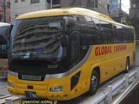 大地観光バス和泉230い388 - 注文の多い、撮影者のBLOG
