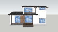 K様邸模型とパース - 桂建設の日々ブログ