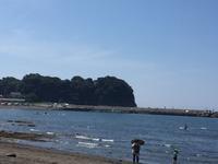 三戸浜は暑かった~♪ - 自然と遊楽