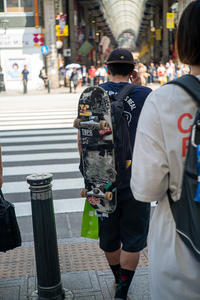 #3238 Snap Back Photo with α7R - 14番目の月