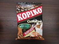 KOPIKO(コピコ)カプチーノキャンディー - 池袋うまうま日記。