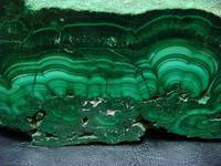 アンティークマラカイト孔雀石天然石 - アンティーク(骨董) テンナイン