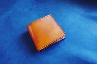 二つ折り財布order from 花輪高校スキー部選手のパパ - YONABE