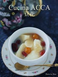 おうちで作る台湾スイーツ、豆花(ドウファ) - Cucina ACCA