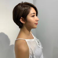 秋のショートヘア - COTTON STYLE CAFE 浦和の美容室コットンブログ