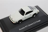 1/87 Schuco PORSCHE 911 Carrera 3.2 Coupe - 1/87 SCHUCO & 1/64 KYOSHO ミニカーコレクション byまさーる