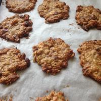 ナッツのクッキー - パン教室への道 〜ヤチオーブン〜