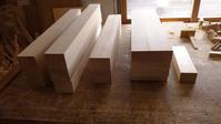 3m×90cmテーブル製作開始 - KAKI CABINETMAKER