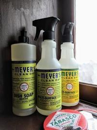 【RSP72】掃除と暮らしを楽しむ『ミセスマイヤーズ クリーンデイ 食器用洗剤』 - いぬのおなら