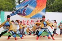 ダンスパフォーマンス集団迫(スーパーよさこい2019) - 旅プラスの日記