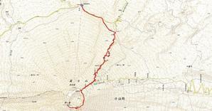 暴風雨の富士山 頂上 - おじょもの山のぼり                ohara98jp@gmail.com