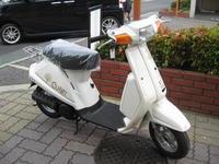 【現状販売車両】YAMAHAキュート - 大阪府泉佐野市 Bike Shop SINZEN バイクショップ シンゼン 色々ブログ