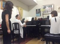 ラルーカ ステイルバト リサイタル  参加者御招待 - AMA ピアノと歌と管弦のコンクール