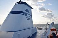 日本初撮影!?FSRU船「HOEGH GANNET」 - 船が好きなんです.com