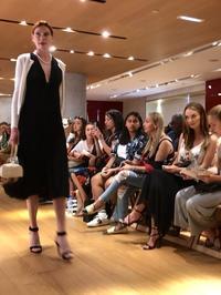 ギャラリーラファイエットで、ファッションショー体験 - keiko's paris journal                                                        <パリ通信 - KSL>