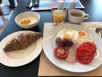2018年11月マルタ共和国ひとり旅☆☆☆ ホテルの朝ごはん④ ☆☆☆ - ぶーさんの日記3