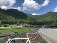 残暑の美山 - 神戸ポタリング日記