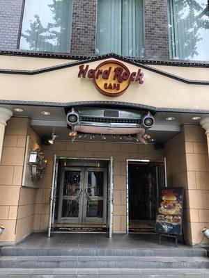 9月1日(日) 三ヶ月遅れでイモ子のバースデイ・イベント@HARD ROCK CAFE - Diary