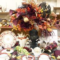 オールドノリタケの美(岩田屋新館ザギャラリー) - Table & Styling blog