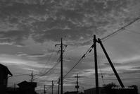 段々と秋の空に - BobのCamera