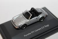 1/87 Schuco PORSCHE 911 Carrera 3.2 Targa - 1/87 SCHUCO & 1/64 KYOSHO ミニカーコレクション byまさーる