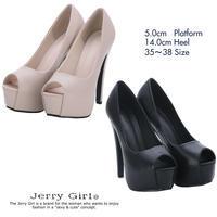 ベーシックな定番パンプス3素材が再入荷♥ - レディースシューズ通販 Jerry Girl Staff Blog