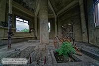 花房飛行場跡給水塔-2 - Mark.M.Watanabeの熊本撮影紀行