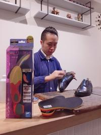 M.MOWBRAY SPORTS with Mimura - Shoe Care & Shoe Order 「FANS.浅草本店」M.Mowbray Shop