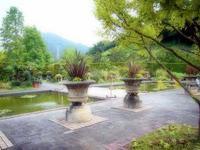 深山公園のイギリス庭園で - つれづれ日記