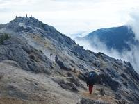 甲斐駒ヶ岳・栗沢山・アサヨ峰2019年9月2~3日【前編】 - ひねもすのたり。