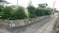 きのうの出来事①・・・ - 岐阜県 門塀・庭・車庫 エクステリア専門店アーステック