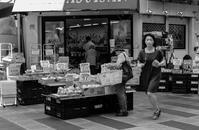 杭瀬商店街 - tonbeiのはいかい写真日記
