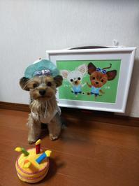 りおの誕生日 - りりぃ達といっしょ+りお+りぃ&ちゃい