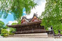 吉備津神社 - マクロフォトトラベラー by PlumCrazy