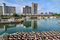 平松漁港にて - ポン太の写真帳別館
