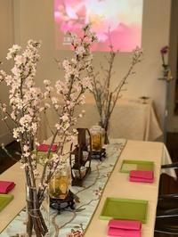 花咲く工芸茶のティーパーティー - Yoko Maruyama Tablecreation