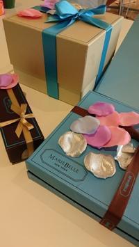 マリベルのチョコレート - はなまるな日々