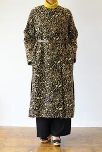leur logette(ルールロジェット)のレオパード柄のコート - jasminjasminのストックルーム