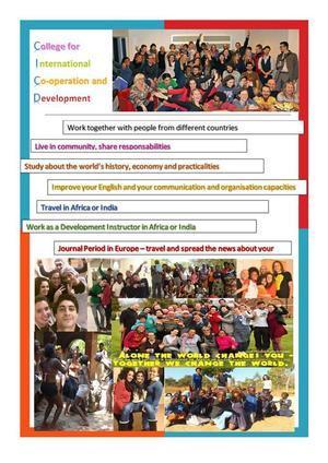 国際協力 グローバルに関わる海外ボランティア