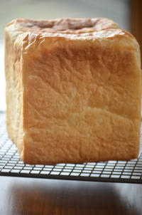 いつもの食パンとシフォンケーキ - ゆずぱん日記