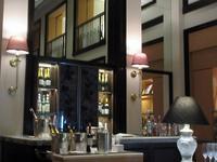 【横浜ロイヤルパークホテル】ラウンジのイブニングカクテルタイム - お散歩アルバム・・秋の入り口