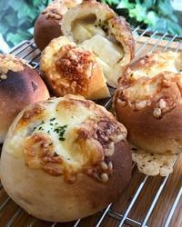じゃがチーズパン - 調布の小さな手作りお菓子教室 アトリエタルトタタン