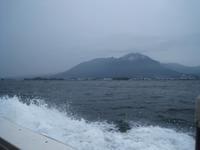 日曜日は熊本県玉名漁港より鯛釣りへ出船 - ステンドグラスルーチェの日常