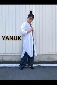 「YANUK ヤヌーク」シャツシリーズ入荷です。 - UNIQUE SECOND BLOG