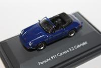 1/87 Schuco PORSCHE 911 Carrera 3.2 Cabriolet - 1/87 SCHUCO & 1/64 KYOSHO ミニカーコレクション byまさーる