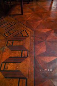 山本家住宅-5 (半端ない床) - チンク写真館