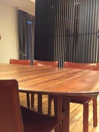 ダイニングテーブル - 好きなモノに囲まれて暮らしたい