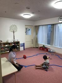夏の東京に里帰り〜⑥東京で初めて託児所を利用する - タワーブリッジの麓より